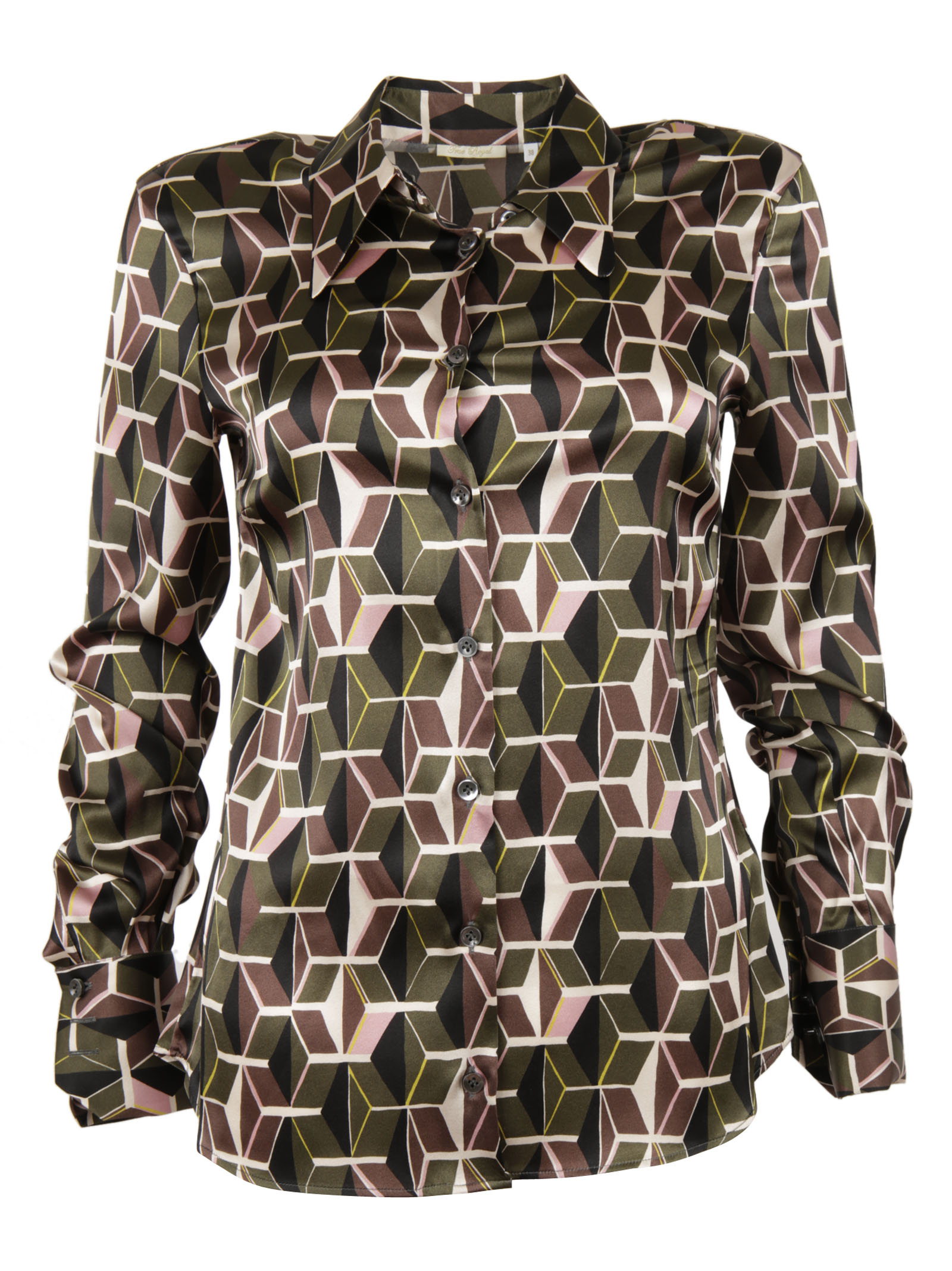 True Royal True Royal Silk Shirt