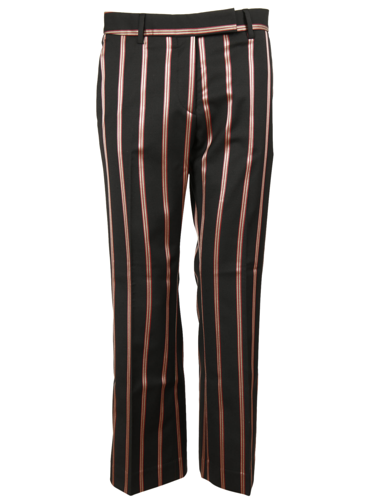 True Royal True Royal Striped Trousers