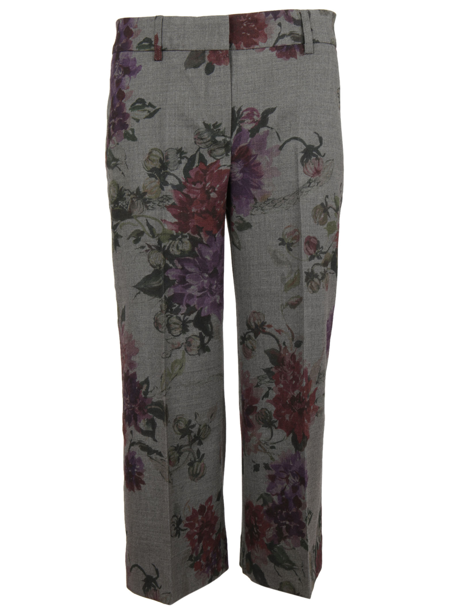 True Royal True Royal Wool Trousers