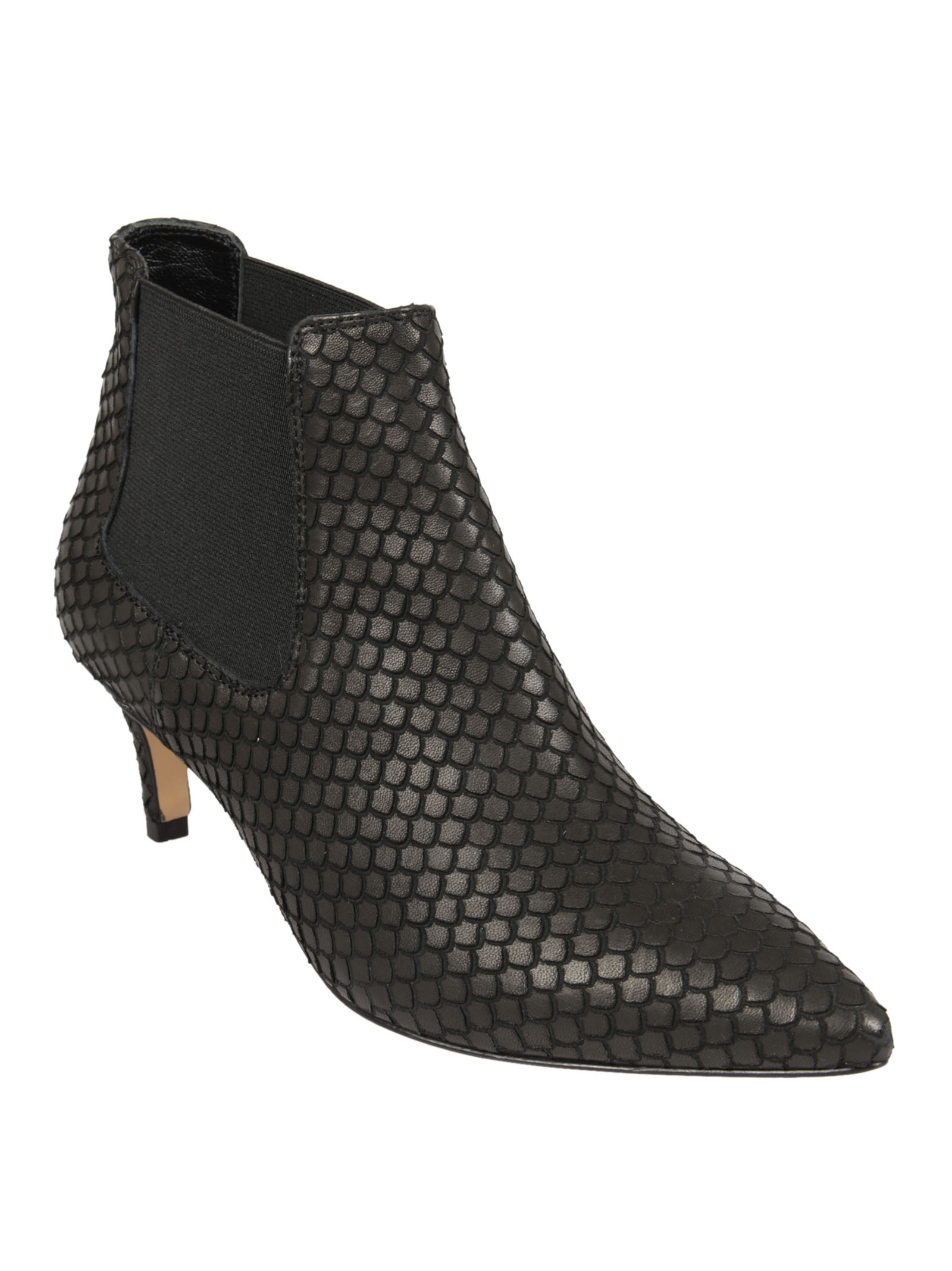 Anna F. Anna F Elasticated Ankle Boots