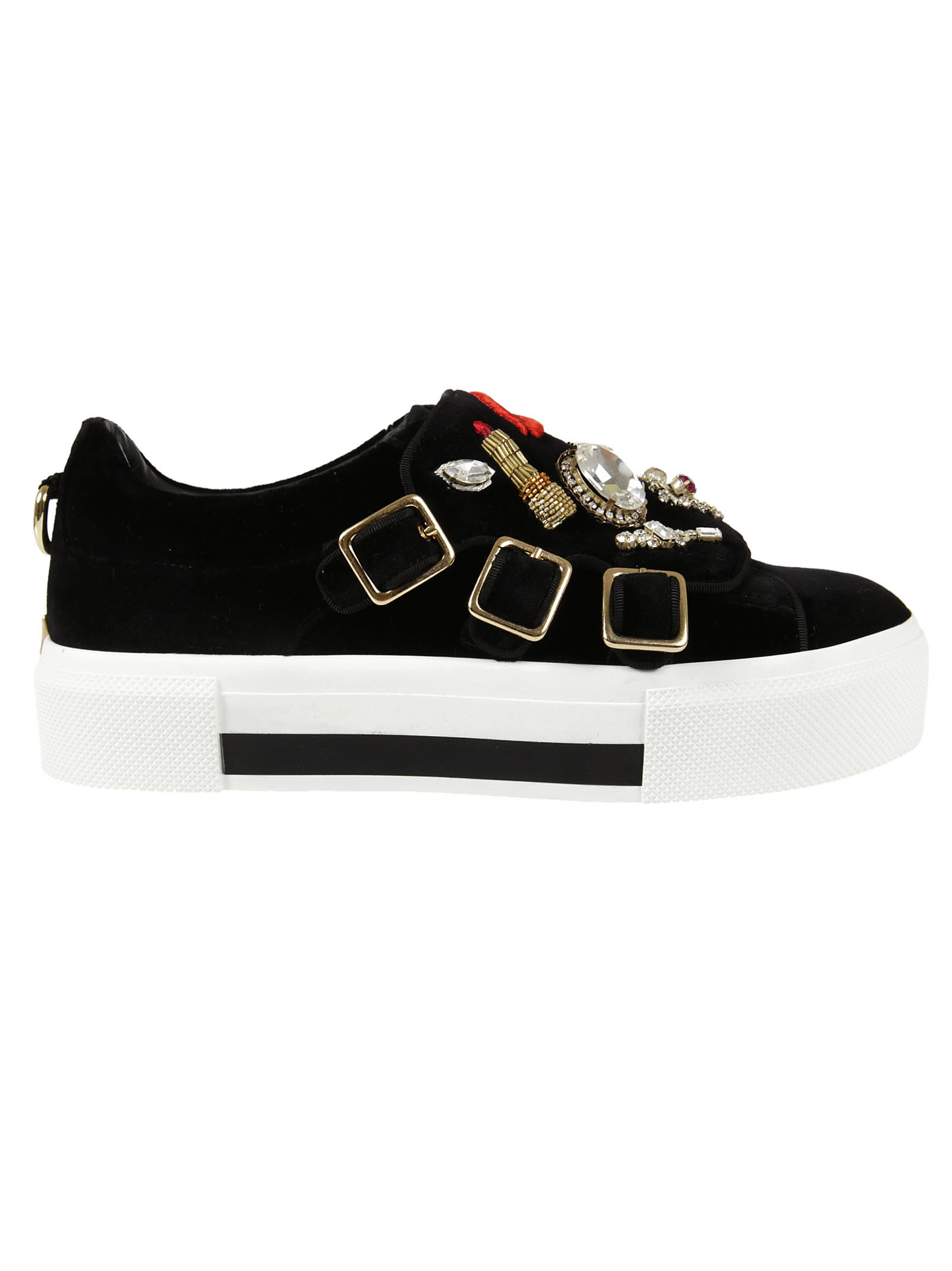 Alexander McQueen Alexander McQueen Obsession Charms Sneakers