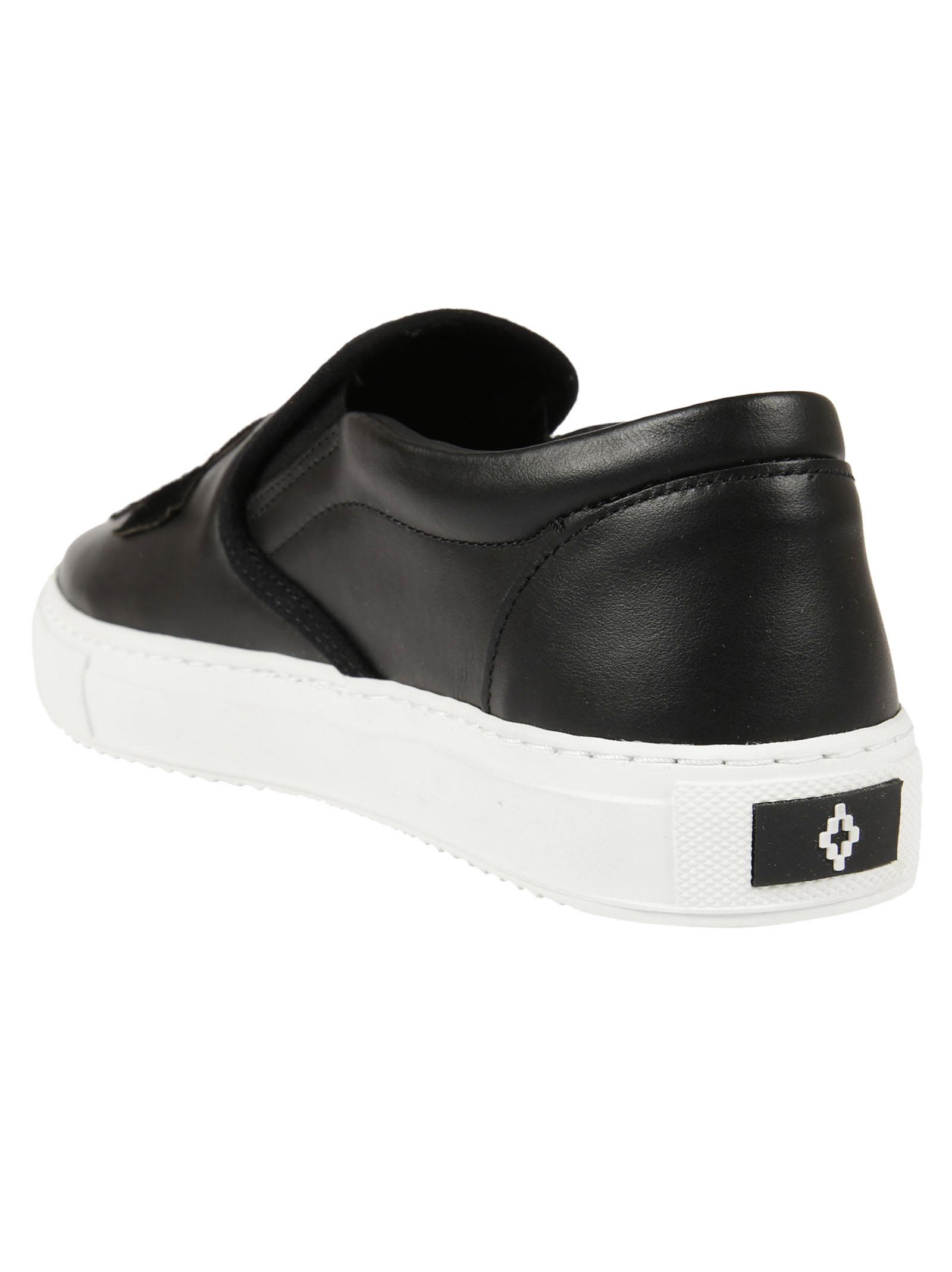 Marcelo Burlon Man Marcelo Burlon Logo Slip-On Sneakers