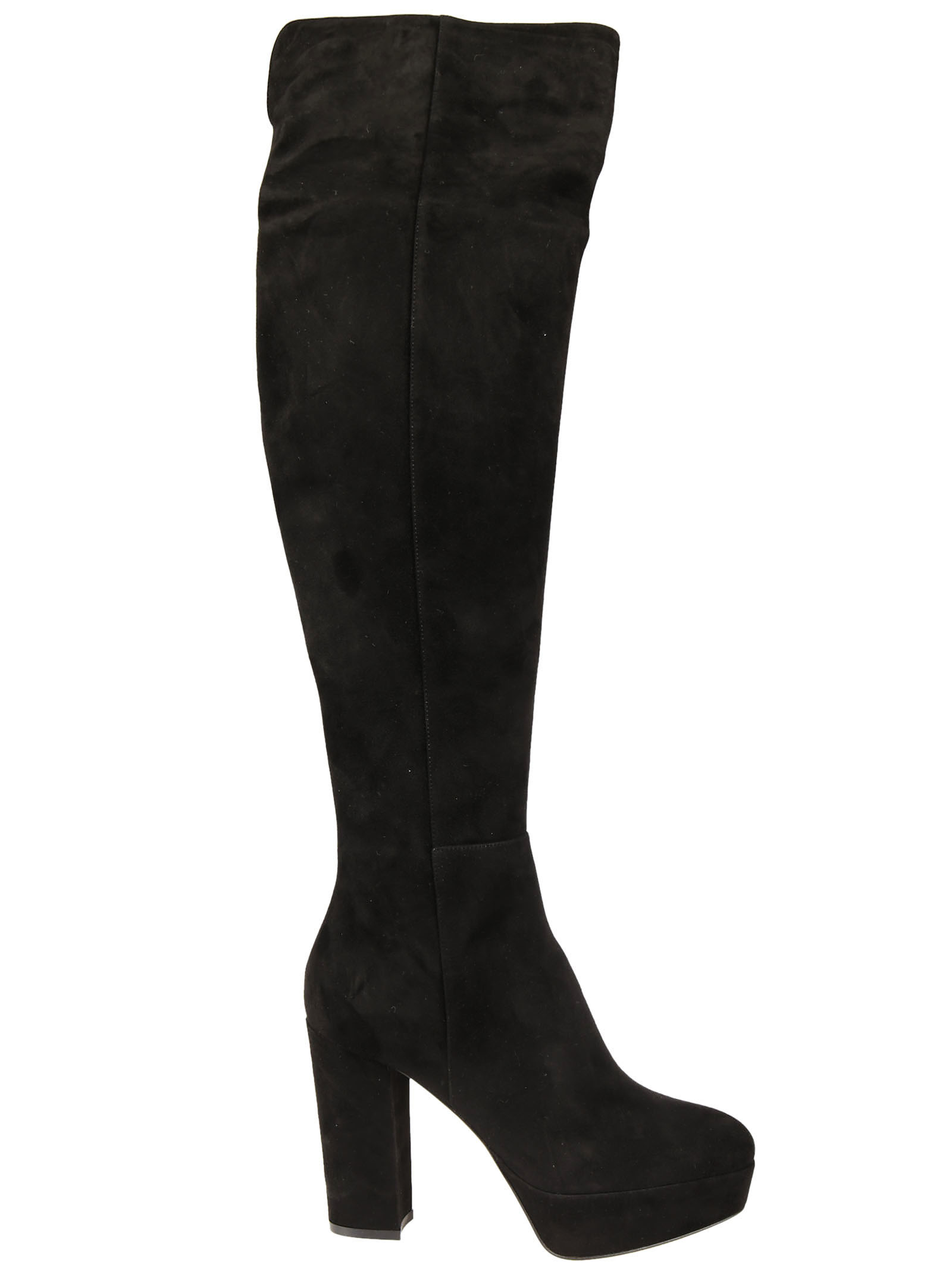 Gianvito Rossi Gianvito Rossi Rolling High Thigh Boots