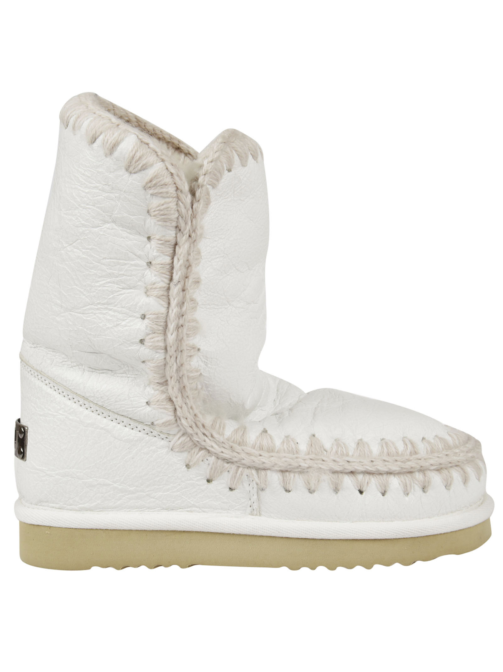 Mou Mou Eskimolim Ankle Boots