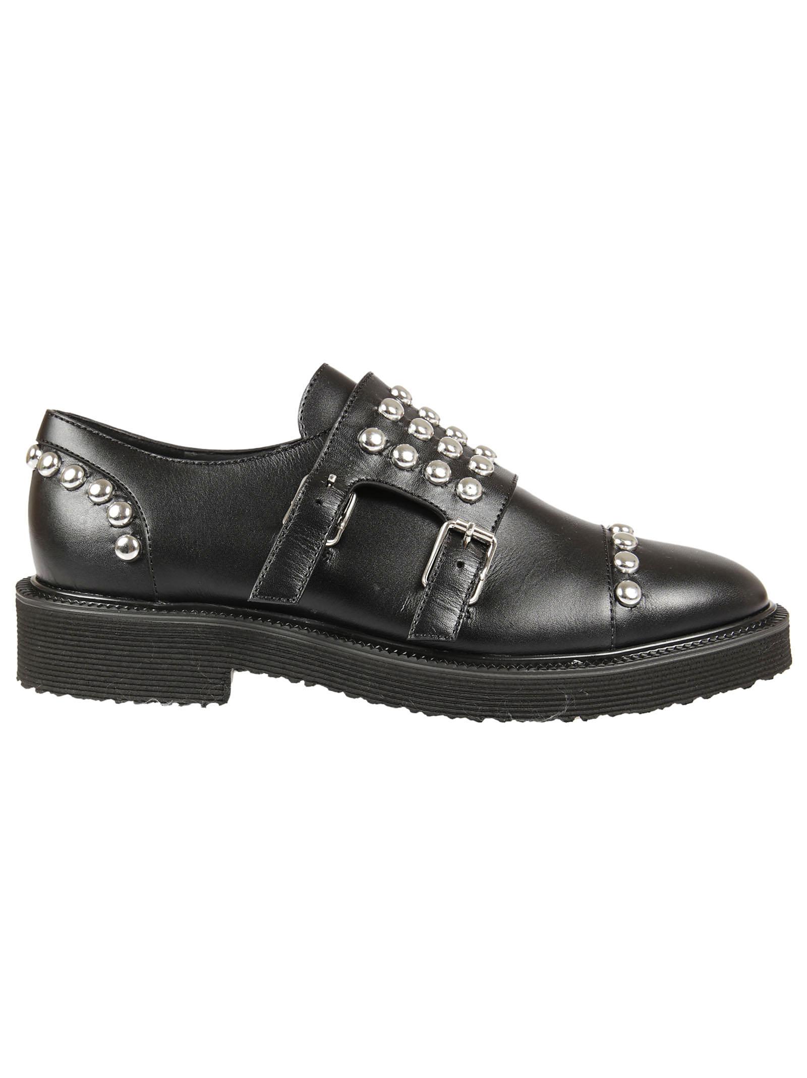 Giuseppe Zanotti Giuseppe Zanotti Studded Monk Shoes