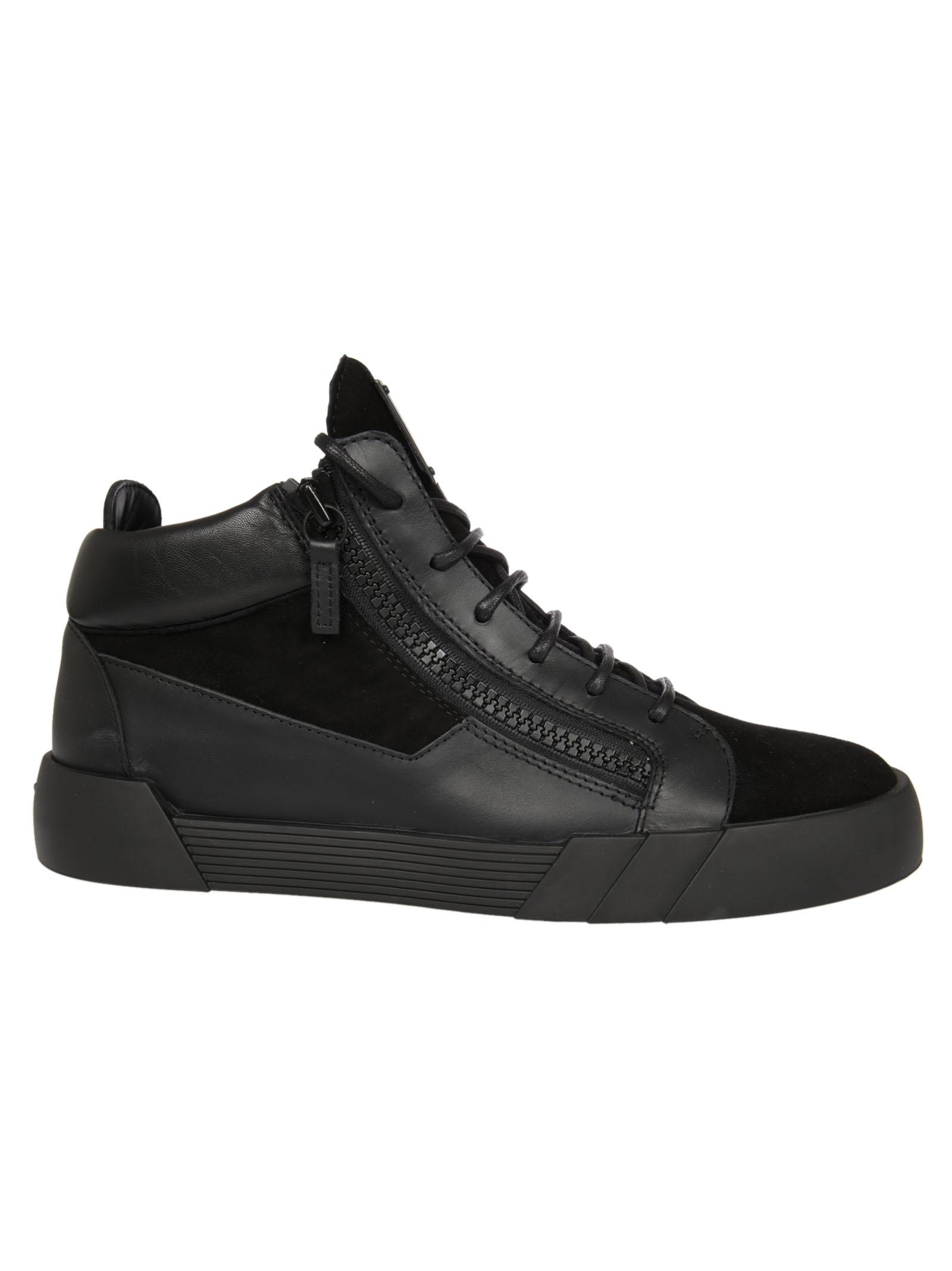 Giuseppe Zanotti Giuseppe Zanotti Camfiam Hi-Top Sneakers