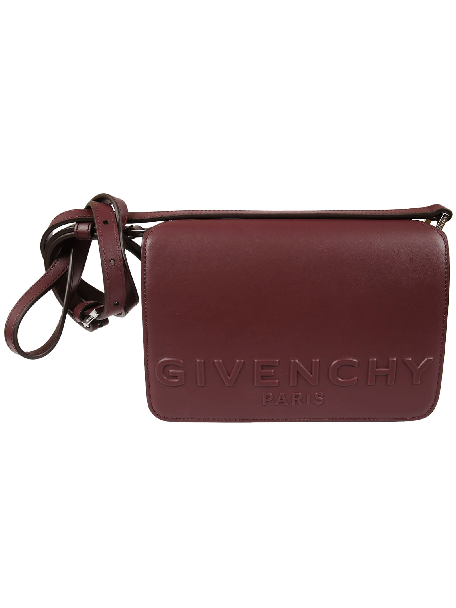 Givenchy Givenchy Debossed Shoulder Bag