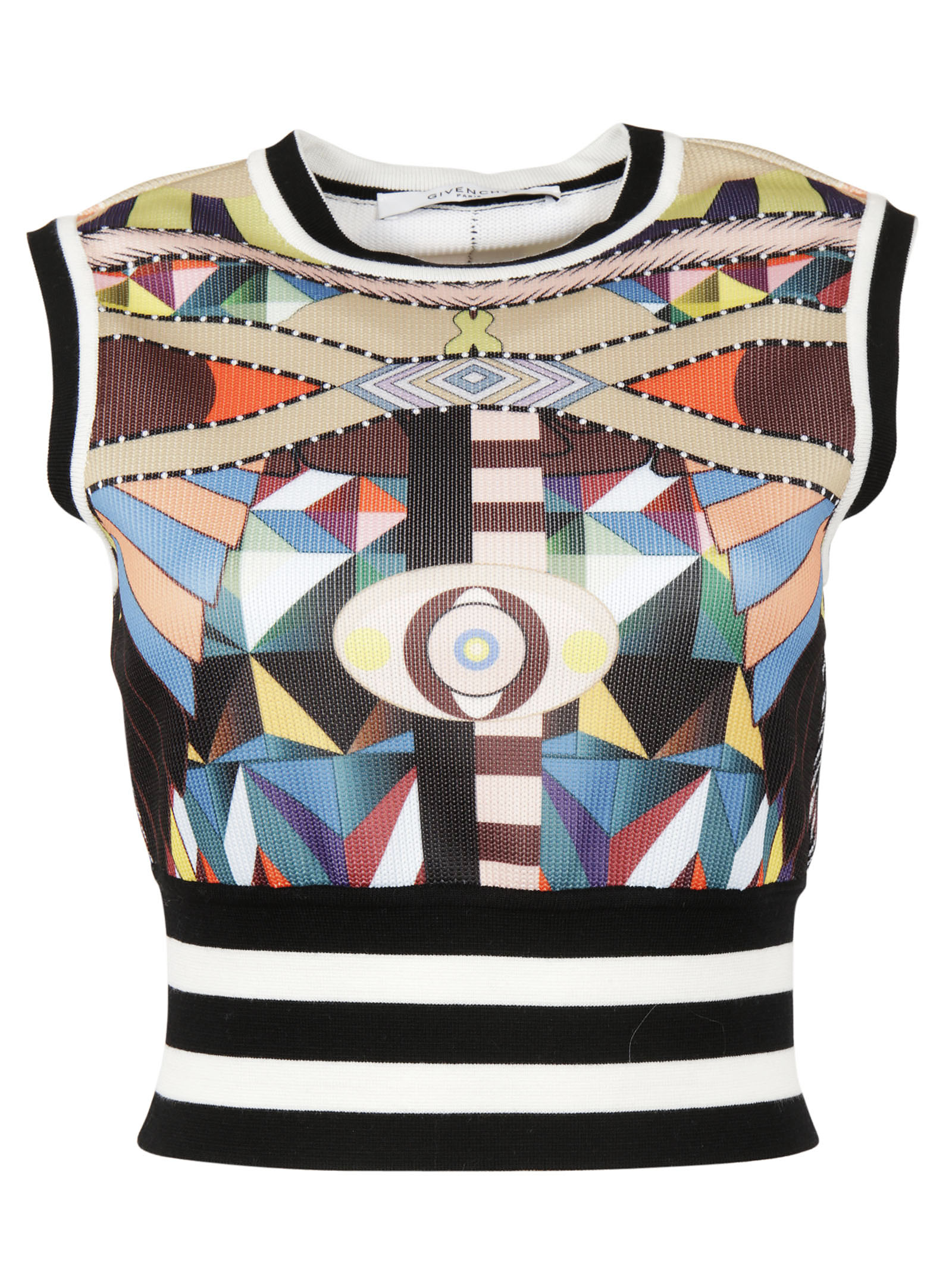 Givenchy Givenchy Sleeveless Top