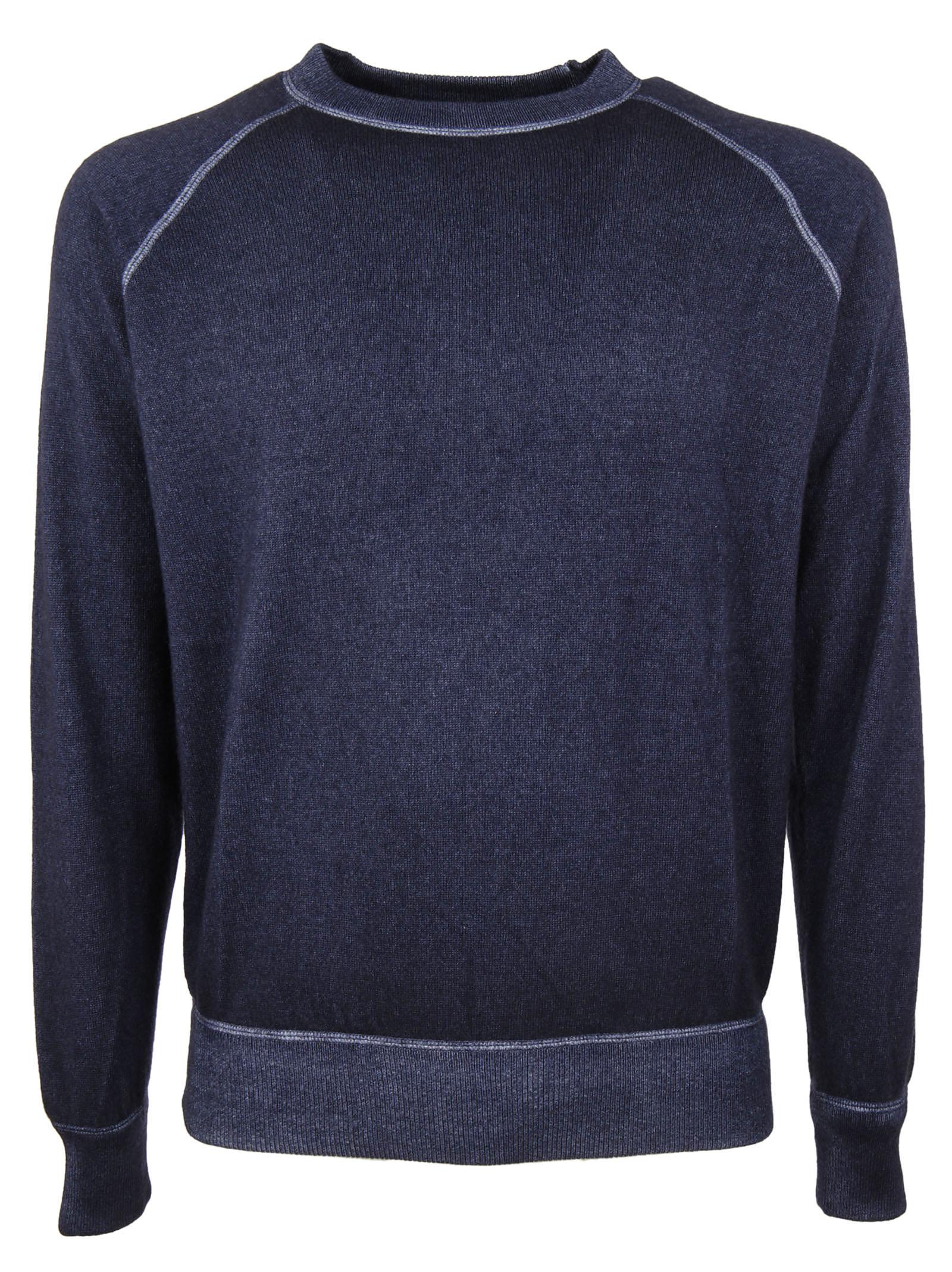Doriani Doriani Ribbed Sweatshirt