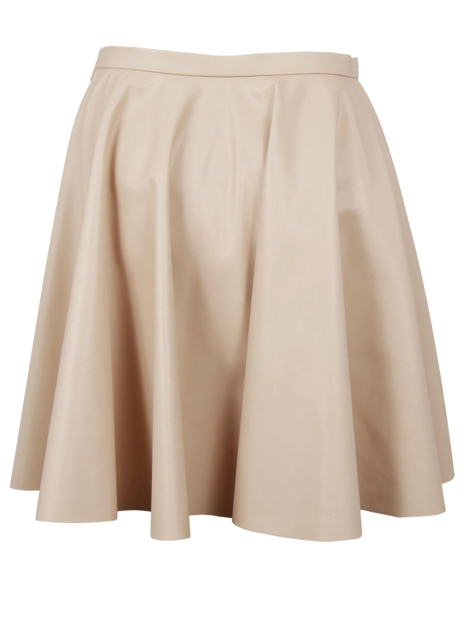 Giamba Giamba Simil Mini Skirt