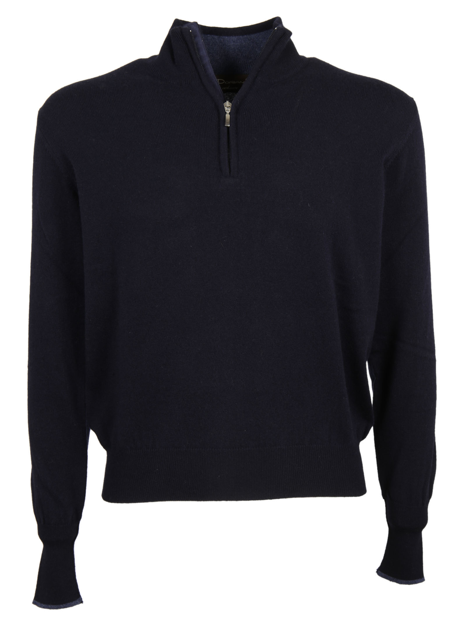 Doriani Doriani Zip Sweater