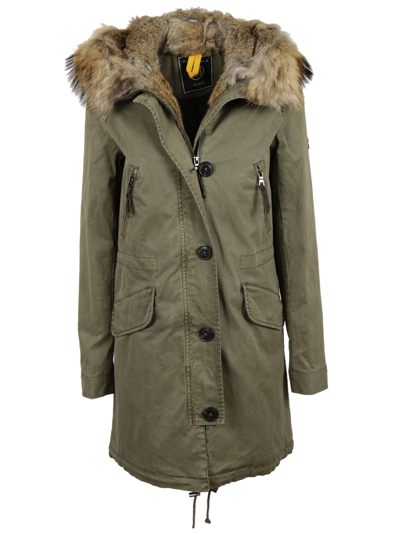 Blonde No8 Blonde No. 8 Cotton Parka